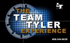 The Team Tyler Experience