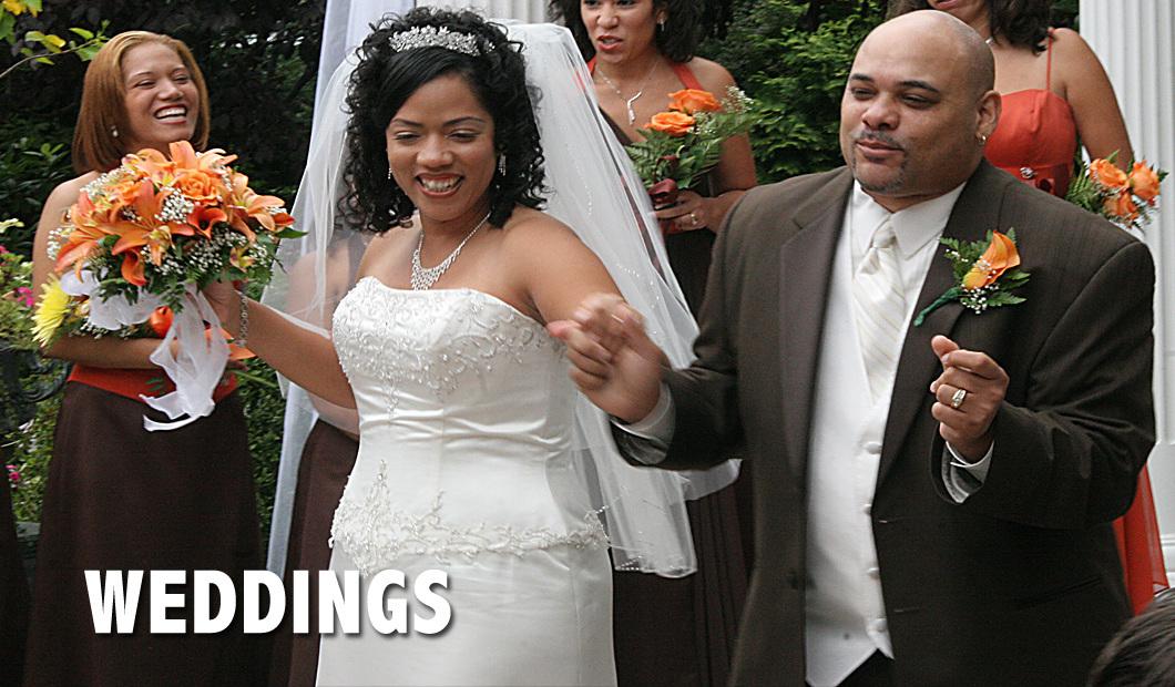 Weddings by LT