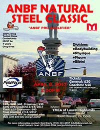 ANBF 2017 Steel Classic
