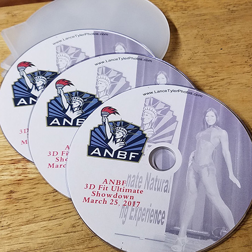 ANBF Show DVD