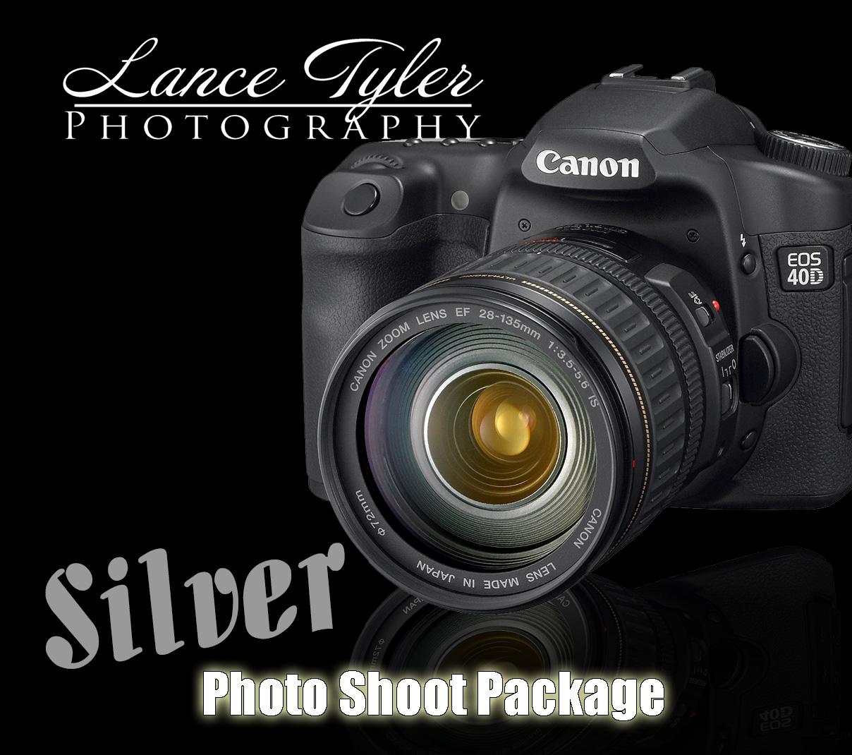 Silver Photo Shoot