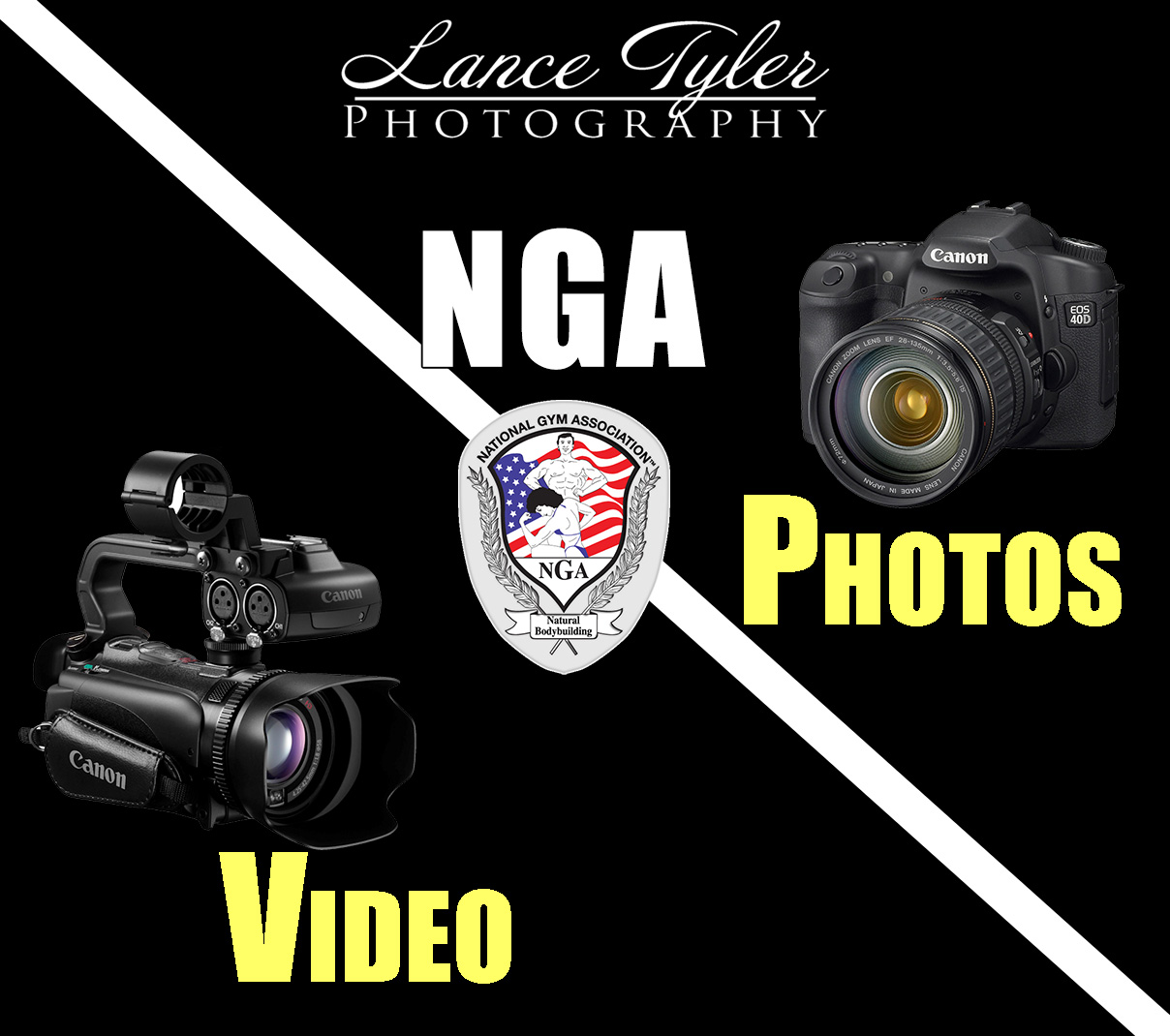 NGA Photography & DVD Bundle